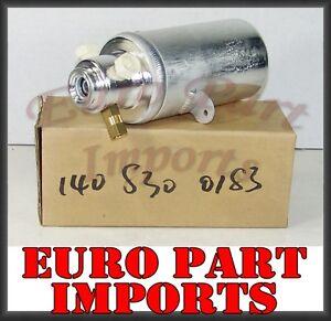 Mercedes benz A/C AC Drier Tank BEHR OEM Quality 1408300183