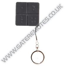 GBD Domino Gate & Garage Door Remote Transmitter Key Fob