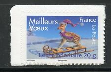 STAMP / TIMBRE FRANCE  N° 4122 ** MEILLEURS VOEUX / AUTOADHESIF