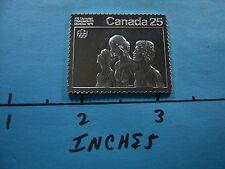 JOHNSON MATTHEY JM 1976 CANADA OLYMPICS 1/2 OZ 999 SILVER RARE TYPE BAR