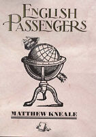 English Passengers, Matthew Kneale | Hardcover Book | Good | 9780241140680