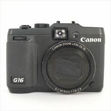 Canon PowerShot G16 12.1MP,Image Stabilization,Optical V. Finder Camera USED JP