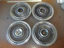 "1967 67 68 69 Chrysler Imperial Hubcap Rim Wheel Cover Hub Cap 15"" OEM USED 321"