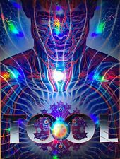 Tool Poster Sydney Australia Qudos Bank 2020 Alex Grey /500 concert tour