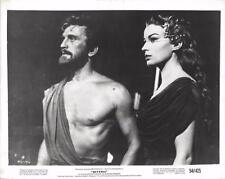 """Silvana Mangano, Kirk Douglas, """"Ulysses"""" 1954 Vintage Movie Still"""