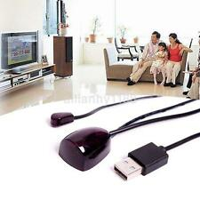 New IR Infrared Remote Control Receiver Extender Repeater Emitter USB Adapter US