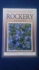 Australian Native Plant Library ROCKERY PLANTS John W. Wrigley and Murray Fagg