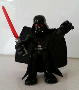 Star Wars Hasbro Galactic Heroes Darth Vader Figure (New Without Tags or Box)