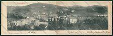 Parma Salsomaggiore doppia cartolina QQ9575