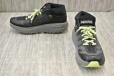 Hoka One One Speedgoat Mid WP 1093760 Athletic Shoes, Men's Size 11, Black