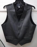 Hart Schaffner Marx Size Medium Charcoal New Mens Vest