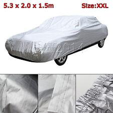 Car Cover Waterproof Outdoor Sun UV Snow Dust Rain Resistant Protection XXL