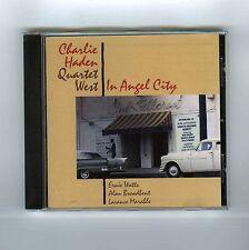 CD CHARLIE HADEN QUARTET WEST IN ANGEL CITY