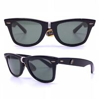 OCCHIALI RAY BAN B&L WAYFARER JUVENTUS LIMITED EDITION VINTAGE SUNGLASSES NEW