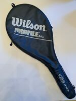 Wilson Profile 3.6 Si Tennis Racket Padded Cover