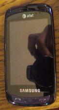 Samsung Impression SGH-A877 Blue (Unlocked) Cellular Phone Fast Ship Fair Used
