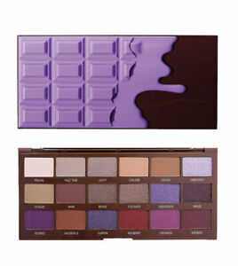 Revolution Violet 18 Chocolate Eyeshadow Palette