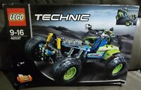 LEGO TECHNIC  42037 Le bolide tout-terrain