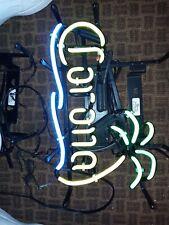 Corona Neon Sign small Palm