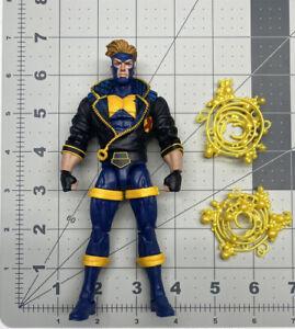 "1/12 scale Marvel Legends 6"" figure Polaris 2 pack series X factor Havok"