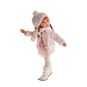 Antonio Juan Emily Auburn Fashion Doll 33cm