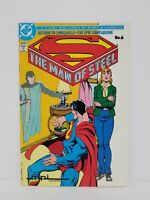 Superman The Man of Steel - DC comics 1986 - actual pictures - FN/VF