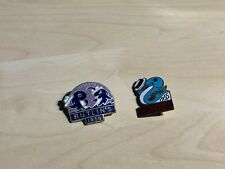2 x 1955 Butlin's Skegness Enamel Badges