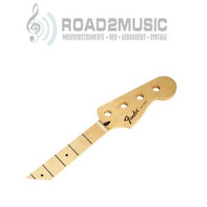 Fender Standard Series Jazz Bass Neck 20 Medium Jumbo Maple Mexico 0996202921