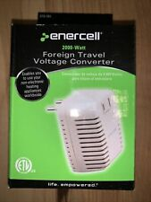 Enercell 2000 Watt Foreign Travel Voltage Converter - 273-191