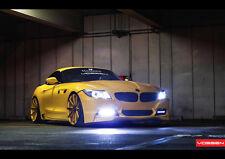 BMW Z4 HAMANA VOSSEN NEW A4 POSTER GLOSS PRINT LAMINATED