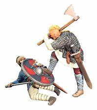 Britains Wrath Of The Northmen 62122 Overwhelmed Viking Striking Saxon Mib