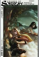 SWORDS OF SORROW PANTHA  & JANE PORTER 1  NM