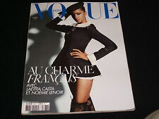 VOGUE PARIS Magazine<>JUNE/JULY 2008 No. 888<>AU CHARME FRANCAIS  °