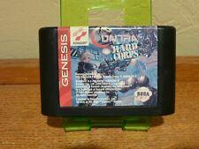 Contra: Hard Corps (Sega Genesis, 1994) Cart Only **