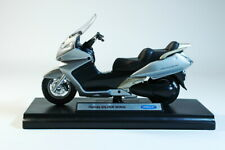 Scale model Motorcycl 1:18 Honda Silver Wing
