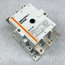 Sprecher + Schuh CA 6-140 Motor Starter Contactor