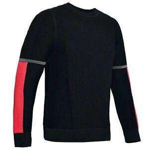 Under Armour IntelliKnit Phantom Sweatshirt Colourblock Jumper 1344419 002