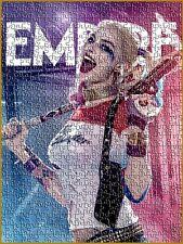 Harley Quinn Puzzle Jigsaws 504 Suicide Squad Super Hero DC Comic Decoration DIY