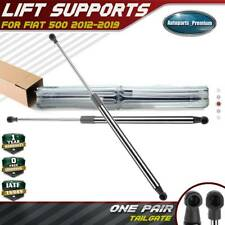 2 Rear Hatch Tailgate Lift Supports Struts for Fiat 500 2012-2019 Hatchback Only