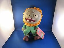 Plants vs Zombies plush toy doll  zombie in diquise