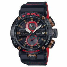 Casio G-Shock Gravity Master GWRB1000X-1A Carbon & Titanium Bluetooth Solar Wave