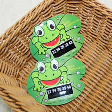 Infant Baby Temperature Water Thermometer Frog Bath Tub Temperature Tester FY