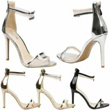 High (3 in. and Up) Stiletto Synthetic Heels for Women