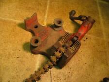 "Ridgid BC410 1/8""-4"" Pipe Vise Chain Vise Bench Mount Top Screw"