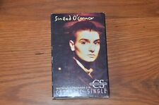 SINEAD O'CONNOR NOTHING COMPARES 2 U B/W JUMP IN THE RIVER CASSETTE SINGLE