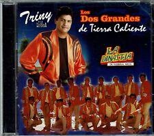 Triny y La Leyenda La Dinastia de Tuzantla Los Dos Grandes  BRAND  NEW SEALED CD