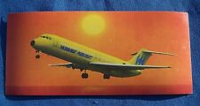 Hughes Airwest DC-9 post card. painted version