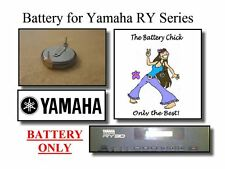 Battery for Yamaha RY Series Drum Machines - Internal Memory Replacement Battery