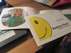 Gregg Araki SMILEY FACE Pressbook CANNES 2007 Anna Faris
