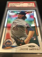2014 Topps Chrome #MB19 JACOB DEGROM RC Update-Chrome PSA 10 GEM MINT